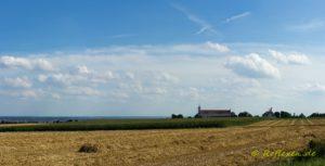 Panorama mit Kloster Elchingen
